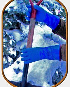 Atlas 490 Blue Insulated Glove